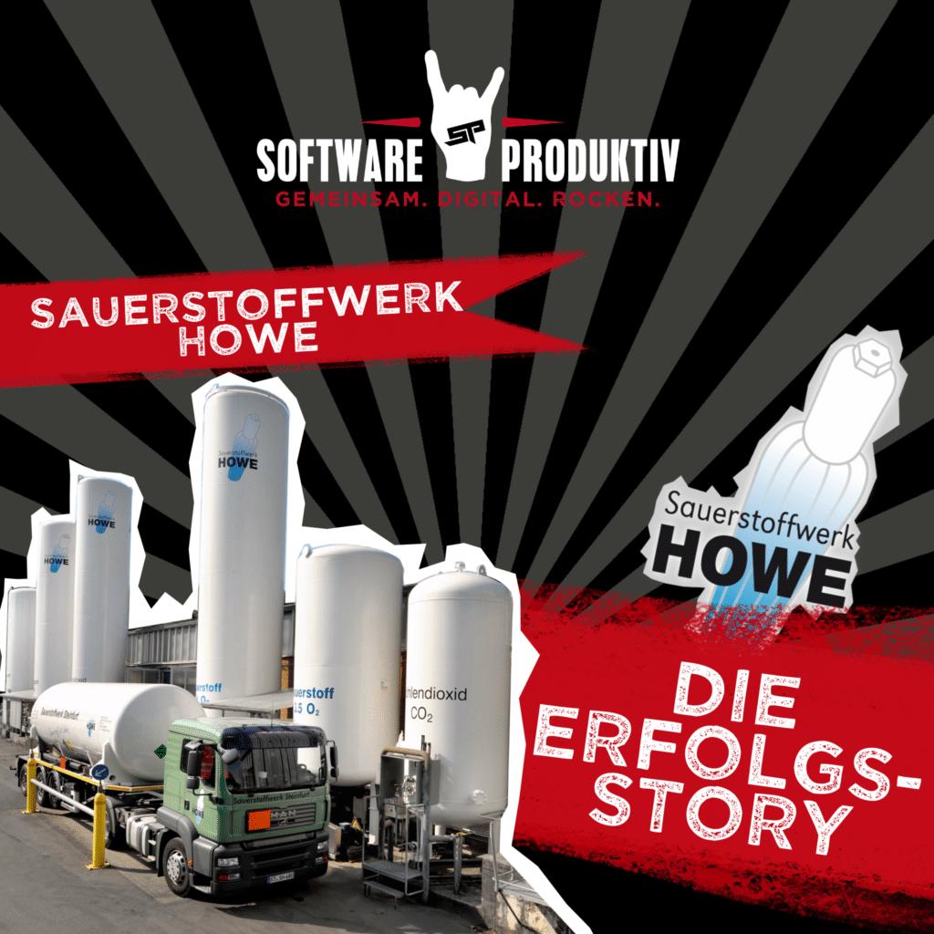Sauerstoffwerk Howe - Die Erfolgsstory in die Digitalisierung